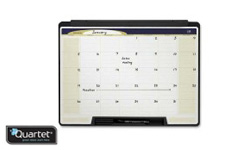 Quartet Whiteboard Calendars
