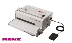 Renz Coil Binding Machines