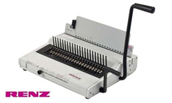 Renz Comb Binding Machines