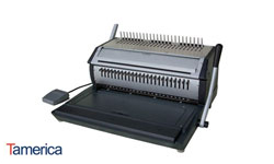 Tamerica Modular Binding Machines