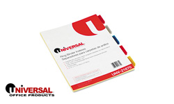 Universal Insertable Index Dividers