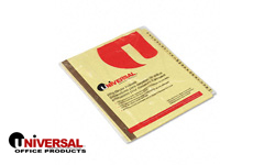 Universal Preprinted Index Dividers