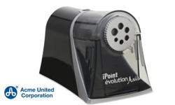 Acme United Electric Pencil Sharpeners