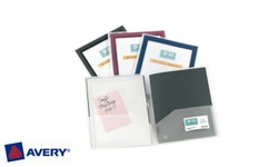 Avery Two-Pocket Folders
