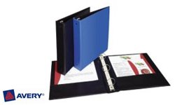 Avery Economy Ring Binders