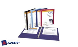 Avery Show-Off View Binders