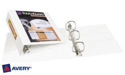 Avery TouchGuard Antimicrobial Binders