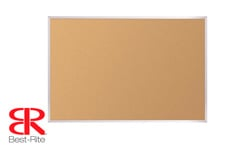 Best-Rite Natural Add-Cork Bulletin Boards