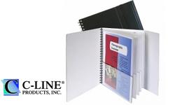 C-Line 8-Pocket Portfolios