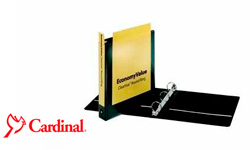 Cardinal EconomyValue ClearVue View Binders