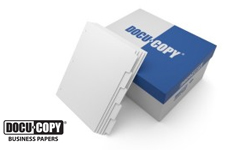 Docucopy Prepunched Copier Tabs