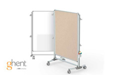 Ghent Nexus Partition Mobile Boards