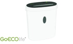 GoECOlife Limited Edition Paper Shredders