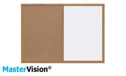 MasterVision Combination Boards