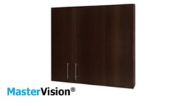 MasterVision Conference Room Cabinets
