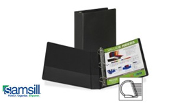 Samsill Value Plus Storage Ring Binders