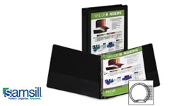 Samsill Economy View Ring Binders