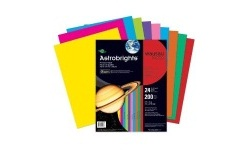 Astrobrights Binding Covers - Shop by Size