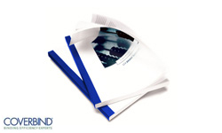 Royal Blue Coverbind Thermal Covers