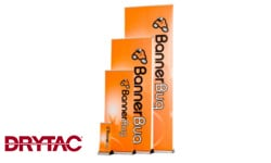 Drytac Banner Bug Retractable Banner Stand