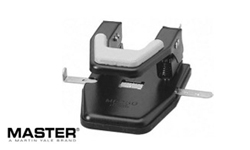Master 2-Hole Punches