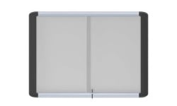 MasterVision Dry-Erase Enclosed Boards