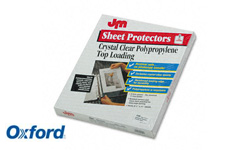 Oxford Sheet Protectors