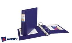 Avery Heavy Duty Round Ring Binders