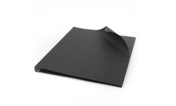Channel Bind Plain Front Soft Covers
