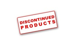 Discontinued Binding Supplies