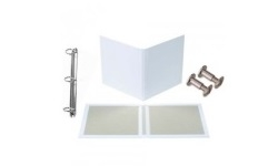 Fastbind 3-Ring Customizable Binder Kits