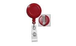 Badge Reels with Slide Clips
