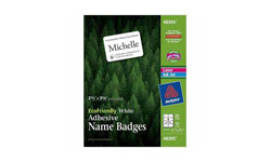 Eco Friendly Name Badges