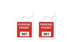 Non-Expiring Parking Permits