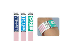TIMEband Wristbands