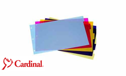Cardinal Insertable Index Dividers