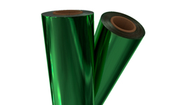 Green Laminating Foils