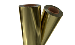 Light Gold Laminating Foils
