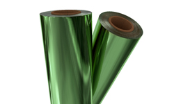 Light Green Laminating Foils