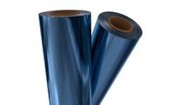 Medium Blue Laminating Foils