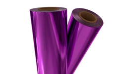 Medium Purple Laminating Foils