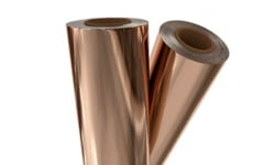 Rose Gold Laminating Foil