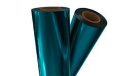 Turquoise Laminating Foils