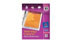 Capacity Sheet Protectors