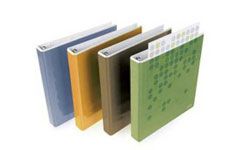 Other Color View Binders
