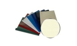 Ivory Thermal Binding Covers