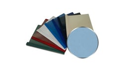 Light Blue Thermal Binding Covers