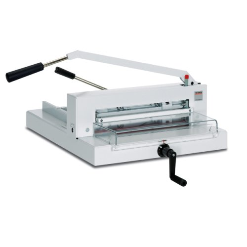 "MBM Triumph 4305 16.875"" Tabletop Manual Paper Cutter - CU0450L (MB-4305) Image 1"