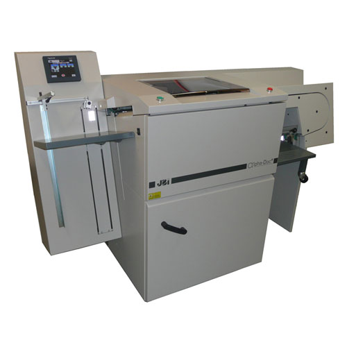 James Burn Lhermite AlphaDoc MK4 Automatic Binding Punch (04ALPHADOC) - $37350 Image 1