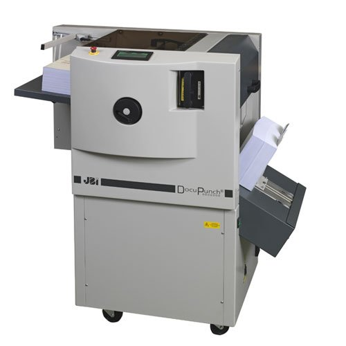 James Burn Lhermite DocuPunch Plus Automatic Binding Punch (04DOCUPUNCH) Image 1